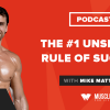 Motivation Monday: The #1 Unspoken Rule of Success