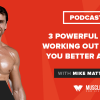 Motivation Monday: 3 Powerful Ways Working Out Makes You Better at Life