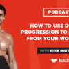 How to Use Double Progression to Get More From Your Workouts