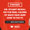 Dr. Stuart McGill on the Real Causes of Back Pain (and How to Fix It)