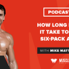 MFL Podcast 87:  All about body fat percentage – how to measure, what's healthy & not, & more…