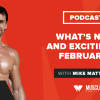 What's New and Exciting in February?