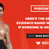 MFL Podcast #7: Interview with JC Deen: Building a great body and building a great life