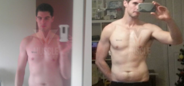 Muscle For Life Success: James S.