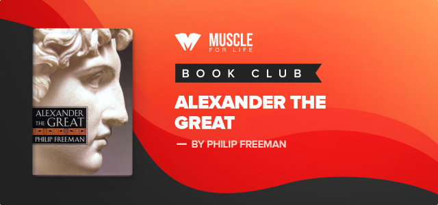 Book Club: Alexander the Great by Philip Freeman